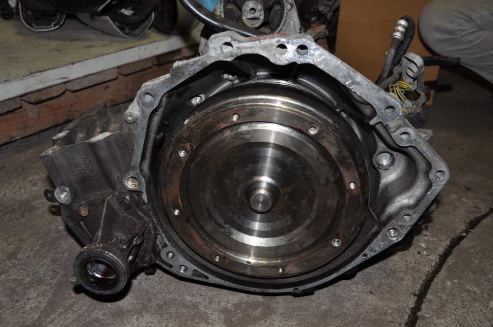 Коробка передач автоматическая (АКПП)   966-6AC